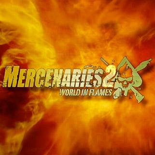 Mercenaries 2 Pandemic Studios