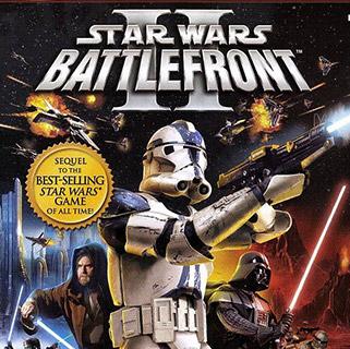 Star Wars Battlefront 2 Pandemic Studios